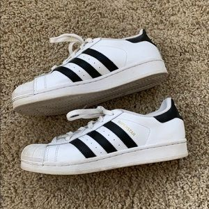 Adidas Superstar Size 8